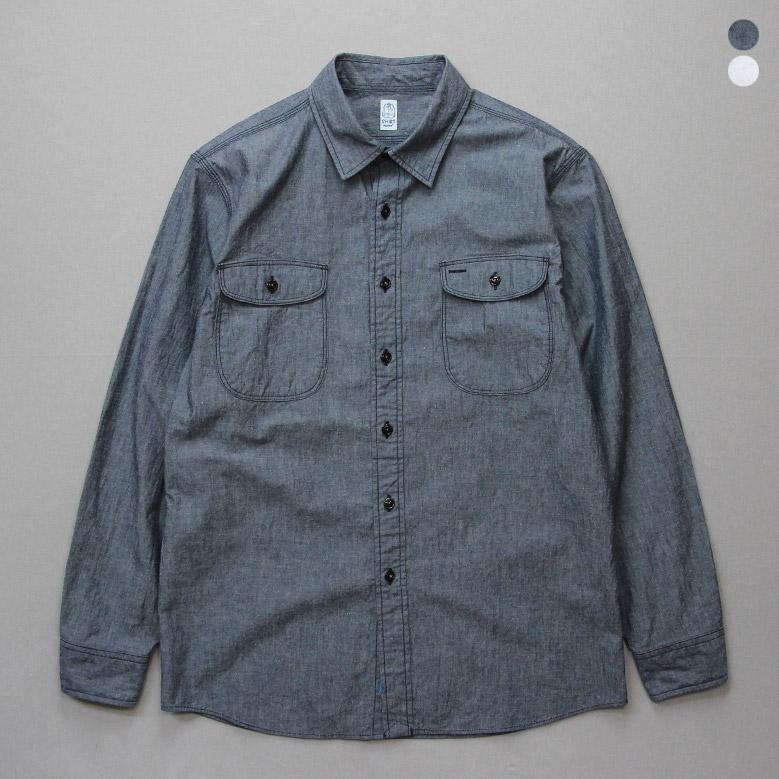 カトー ワークシャツ KATO' Work Shirt BS2010071