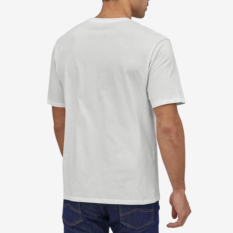 パタゴニア メンズ・フィッツロイ・スコープ・オーガニック・Tシャツ Patagonia M's Fitz Roy Scope Organic T-Shirt 38526 2020春夏