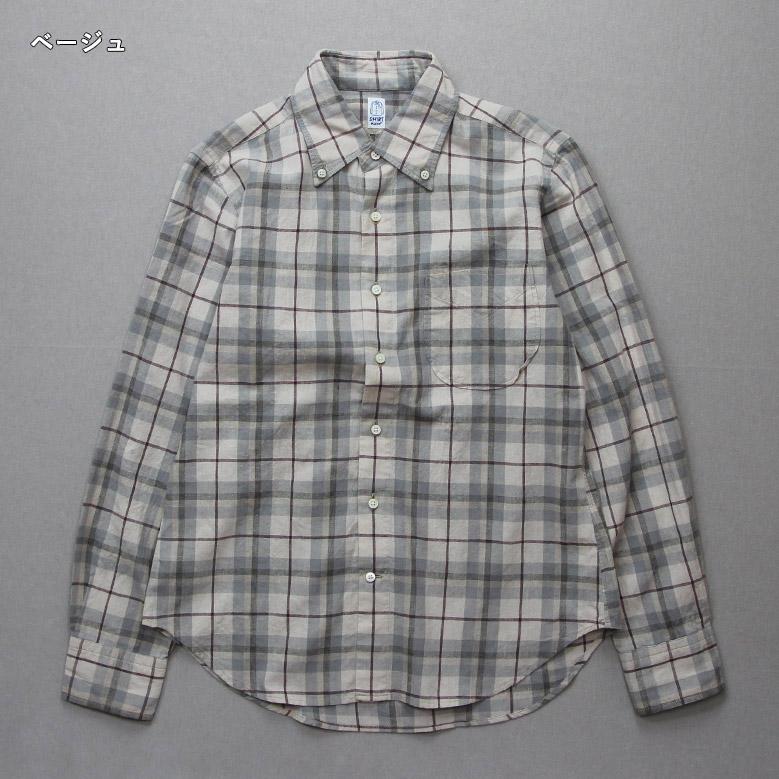 カトー ボタンダウンシャツ KATO' B.D. Shirt BS2010151