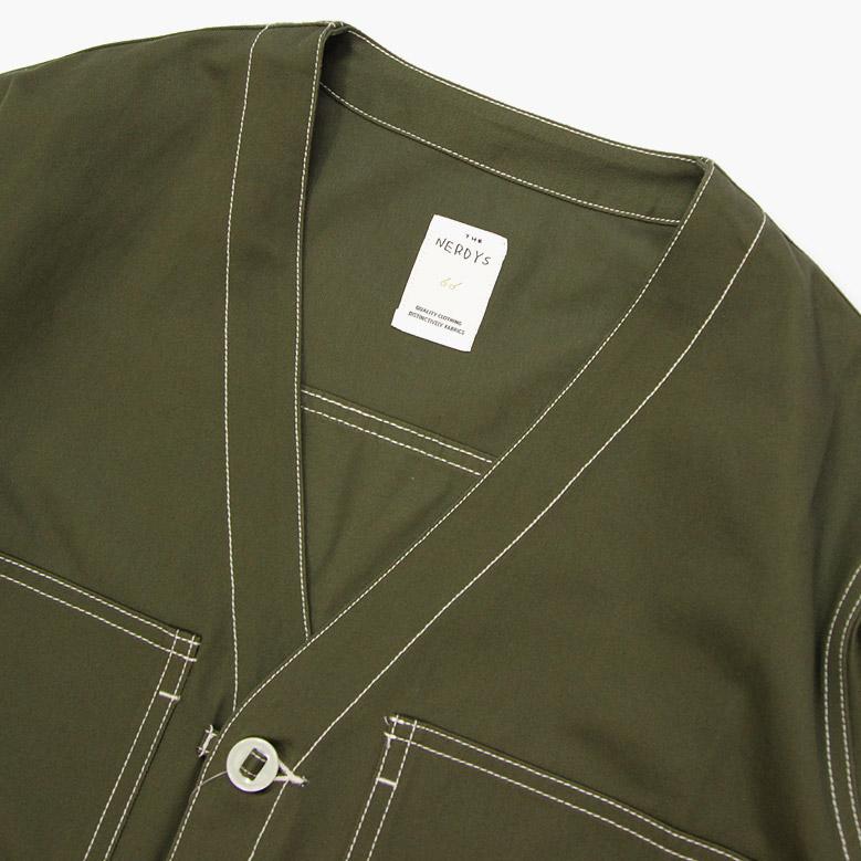 ザ ナーディーズ ペインタージャケット THE NERDYS Painter Jacket NWZ-O02