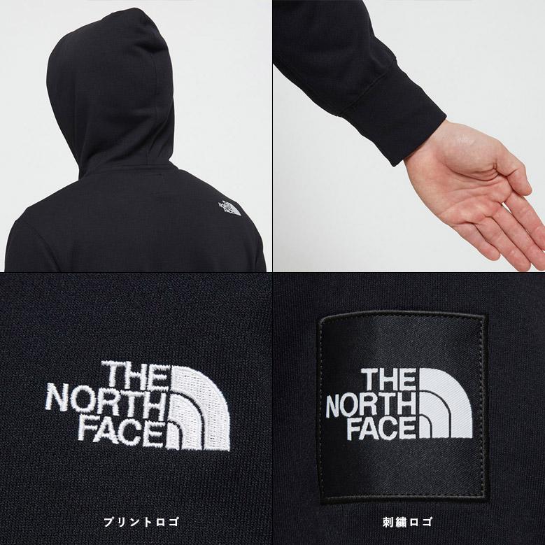 ノースフェイス スクエアロゴジップ THE NORTH FACE SQUARE LOGO FULLZIP NP12037 2020春夏
