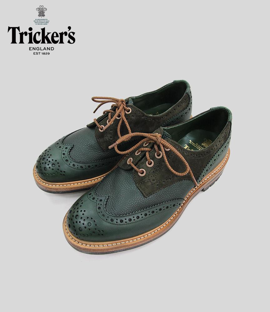 【オンザアース別注】トリッカーズ バートン Tricker's BOURTON 5633