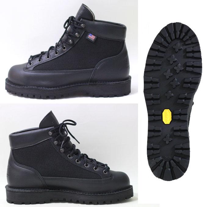 ダナー DANNER LIGHT ダナーライト BLACK 30465 ブーツ