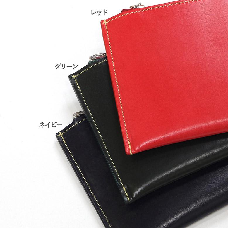 ホワイトハウスコックス 財布 ジップウォレット S3068 Whitehouse Cox SLIM ZIP WALLET 6color