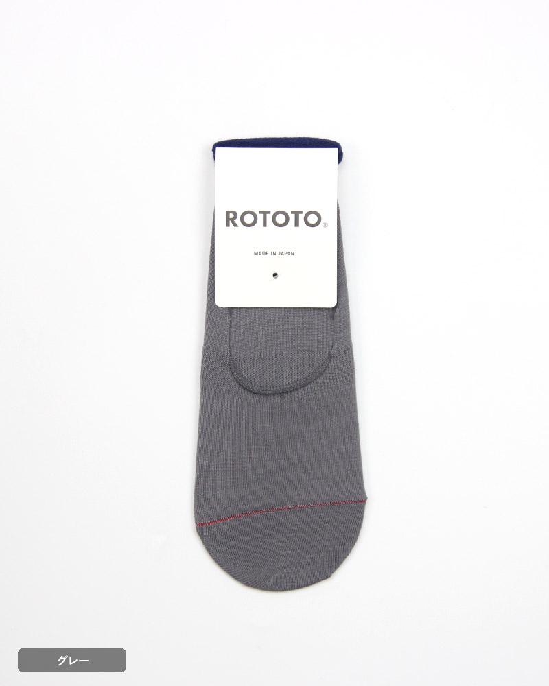 ロトト ハイゲージフットカバー ROTOTO HIGH GAUGE FOOT COVER R1082