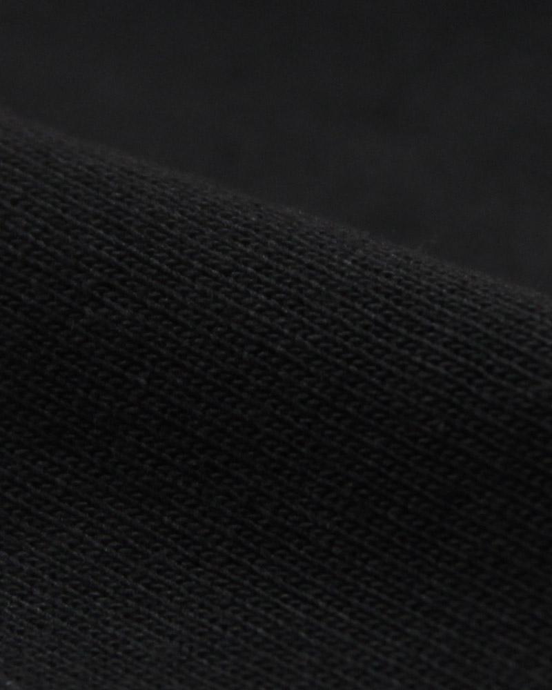 セントジェームス ウェッソン ライト 半袖  ブラック SAINT JAMES OUESSANT LIGHT NOIR 17JCOUESMCU