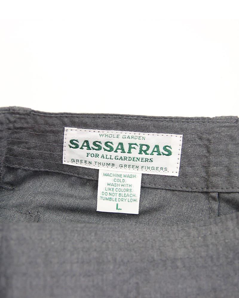 ササフラス ディグスクルーパンツ Sassafras DIGS CREW PANTS 4/5