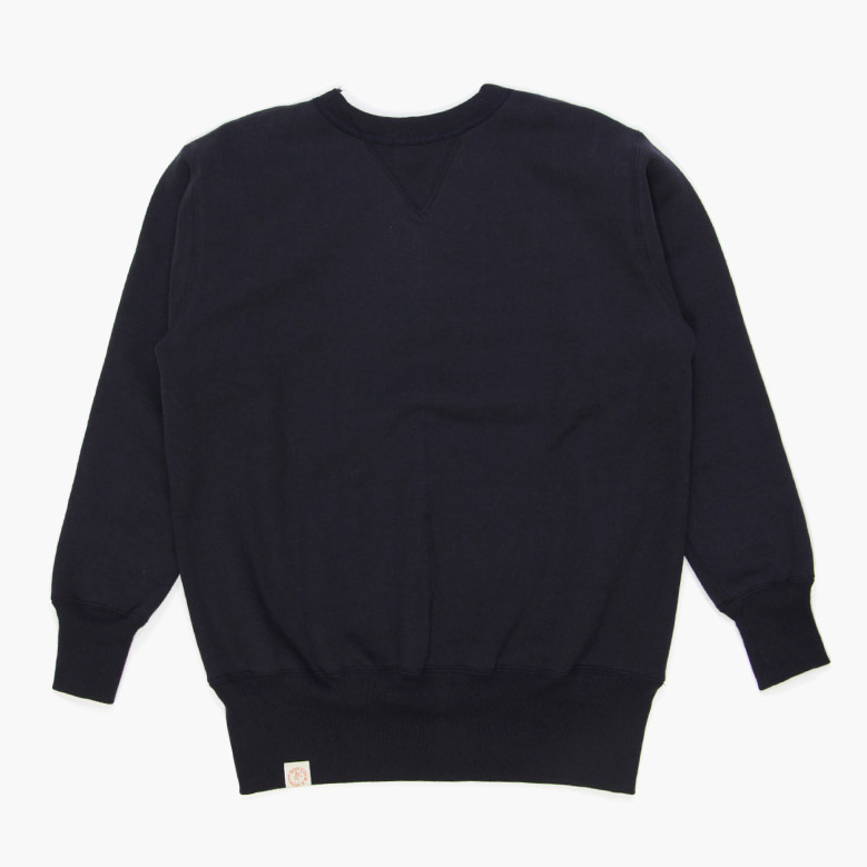 ボンクラ 両Vトレーナー BONCOURA Loop Wheeled V Sweater