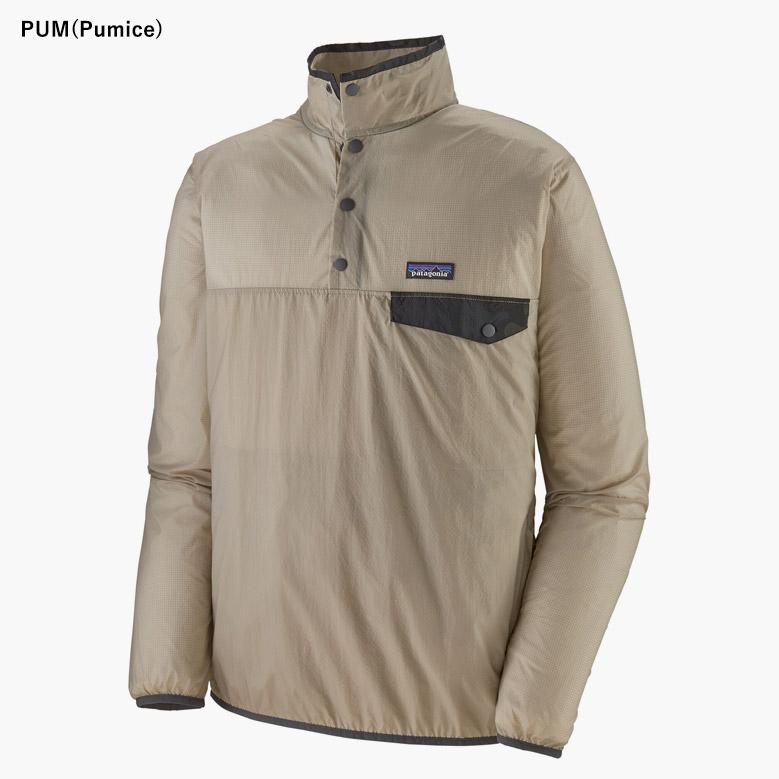 パタゴニア メンズ・フーディニ・スナップT・プルオーバー Patagonia MS HOUDINI SNAP-T Pullover 24150