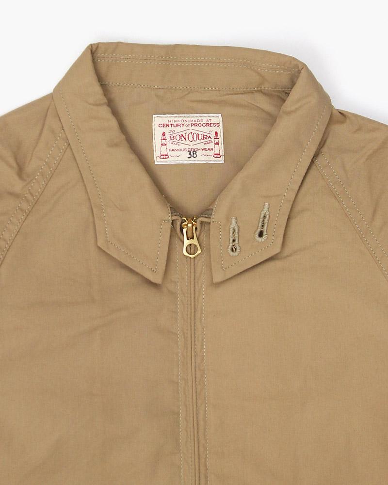 ボンクラ スイングトップ BONCOURA Dog Ear Jacket