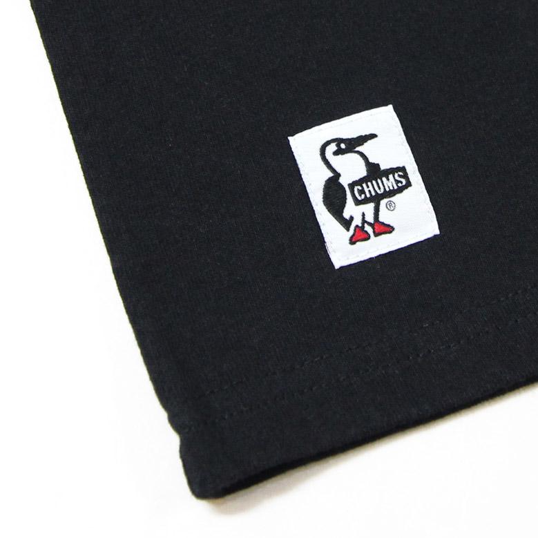 チャムス ブービーロゴTシャツ CHUMS Booby Logo T-Shirt