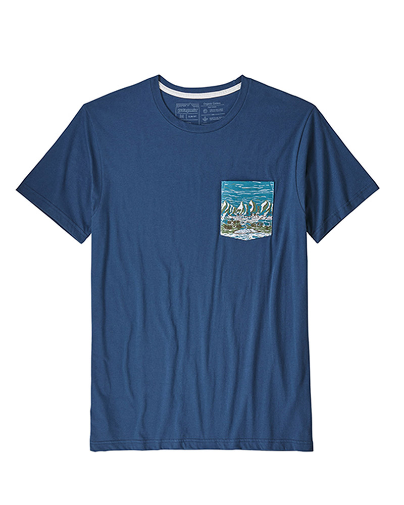 パタゴニア メンズ マラマ アイナ オーガニックポケットTシャツ patagonia malama aina organic pocket t 38429