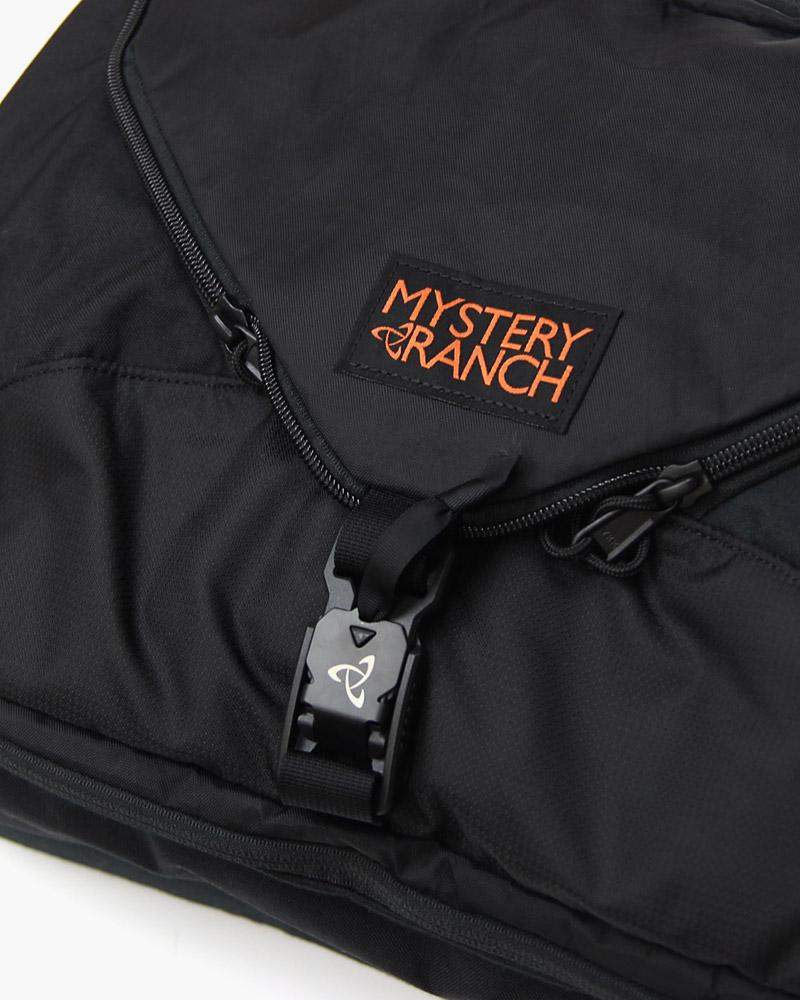 ミステリーランチ スリーウェイ クレイジーブラック MYSTERY RANCH 3WAY CRAZY BLACK COLLECTION