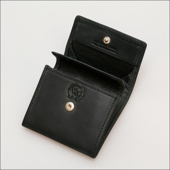 セトラー SETTLER OW-890 COIN PURSE ブラック メンズ レザー 財布 サイフ men's