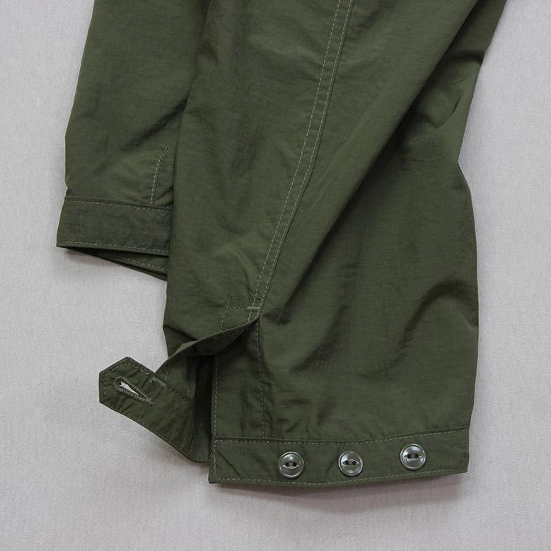 ササフラス ディグクルーパンツ 4/5 SASSAFRAS DIG CREW PANTS 4/5 オリーブ