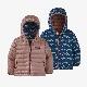 パタゴニア ベビー・リバーシブル・ダウン・セーター・フーディ patagonia Baby Reversible Down Sweater Hoody 61371
