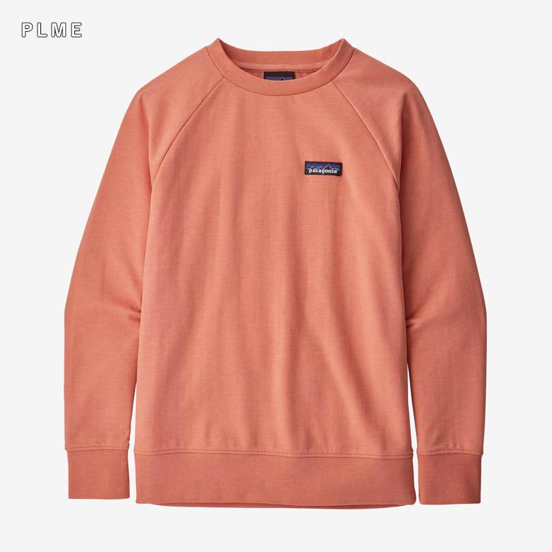 パタゴニア キッズ・ライトウェイト・クルー・スウェットシャツ Patagonia Kid's Light weight Crew Sweat shirt 63015
