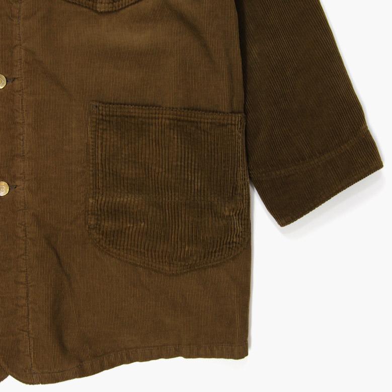 ウエストオーバーオールズ コーデュロイボアコート WESTOVERALLS Corduroy Boa Coat