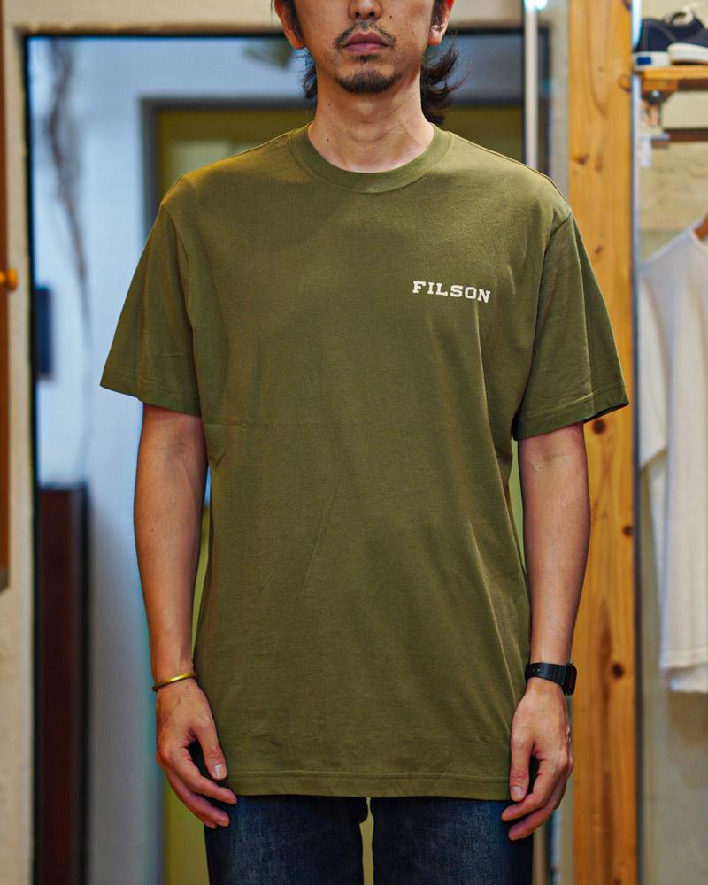 フィルソン レンジャー グラフィック Tシャツ FILSON RANGER GRAPHIC T-SHIRT #05632