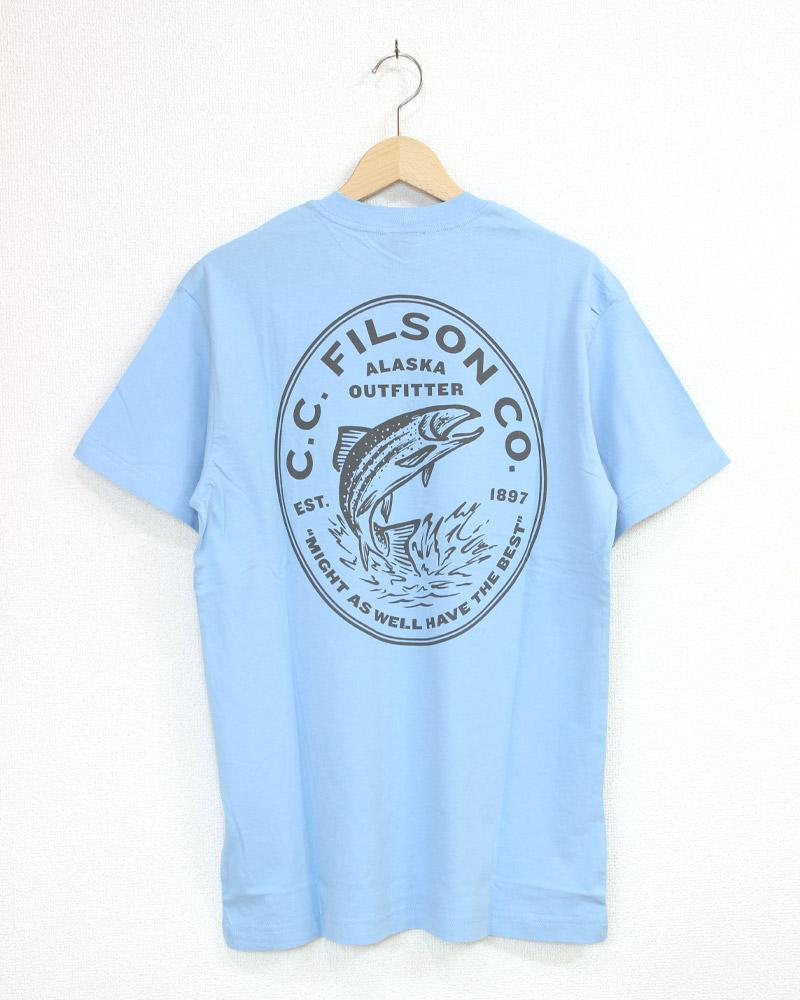 フィルソン レンジャー グラフィック Tシャツ FILSON RANGER GRAPHIC T-SHIRT #05640