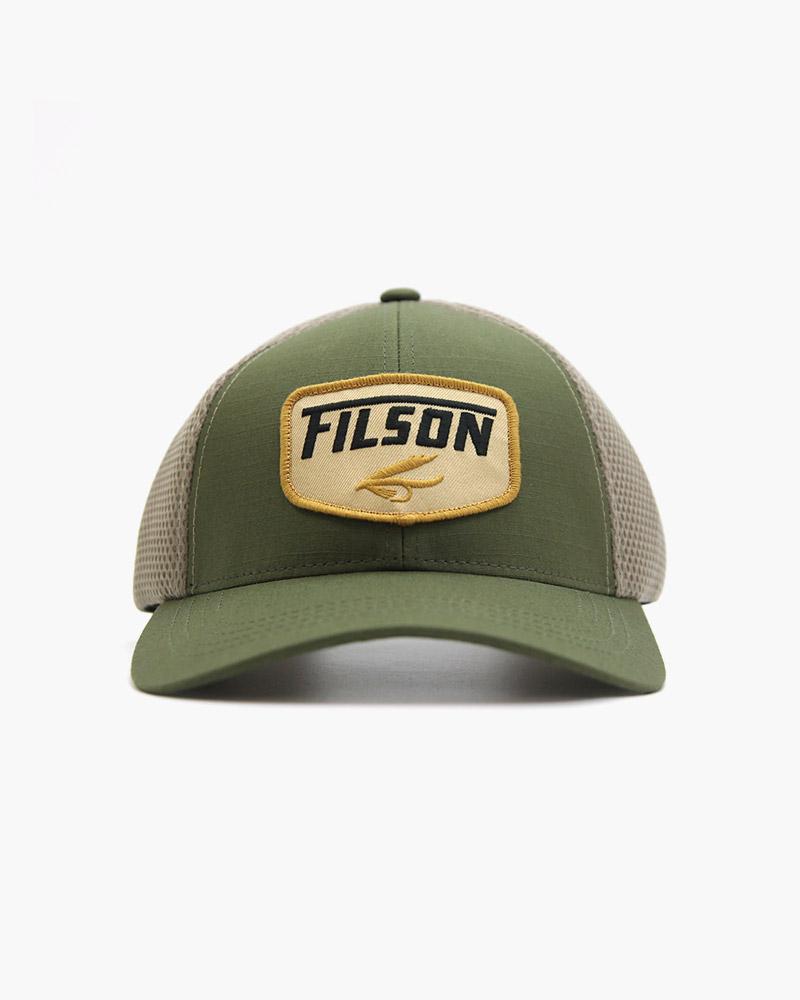 フィルソン メッシュロガーキャップ FILSON Mesh Logger Cap #57134