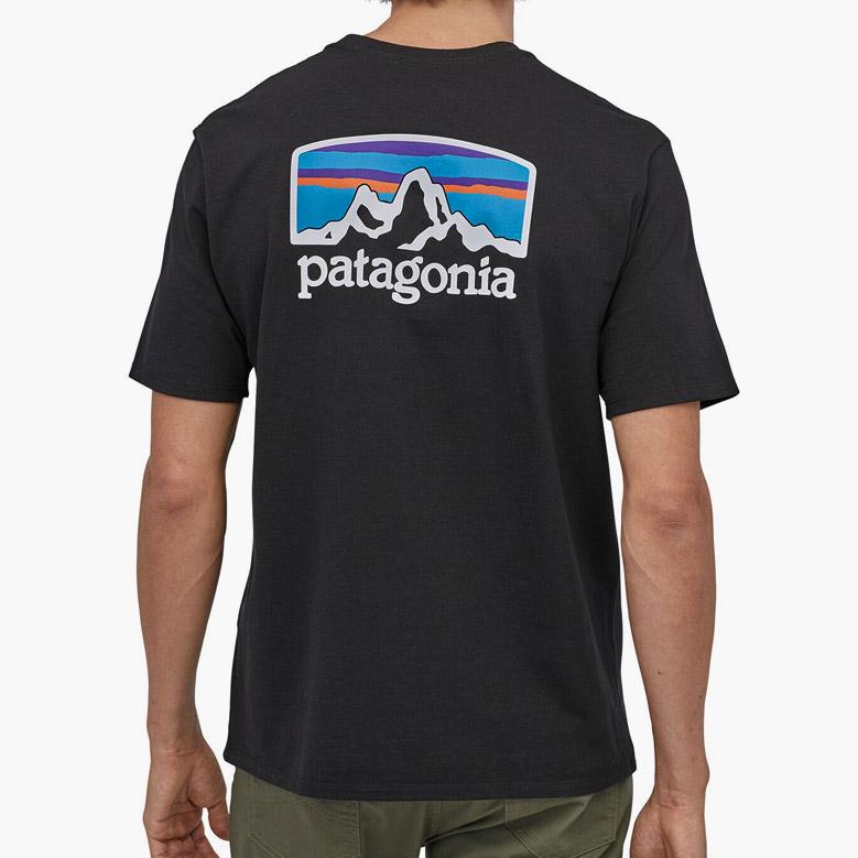 パタゴニア メンズ フィッツロイ ホライゾンズ レスポンシビリティー patagonia Mens Fitz Roy Horizons Responsibili Tee 38501