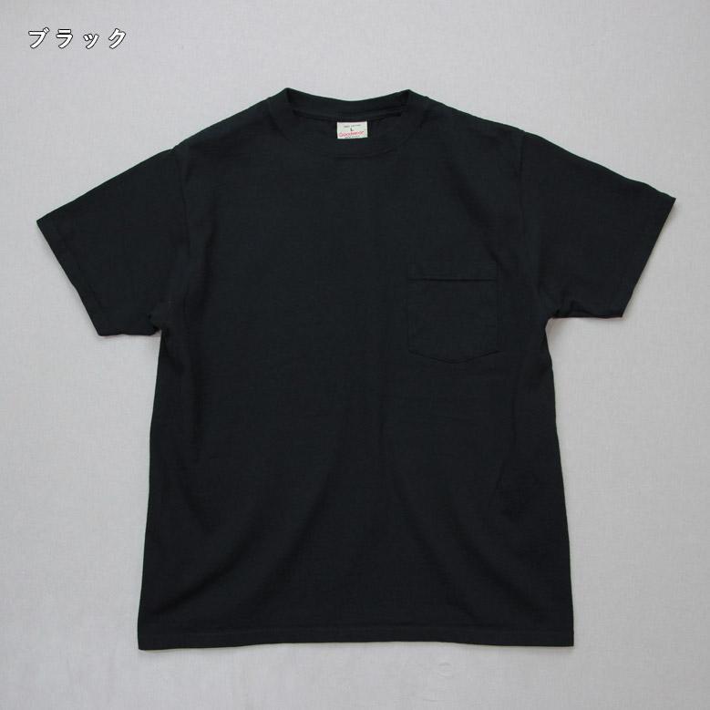 グッドウェア ポケットTシャツ Goodwear Pocket Tee