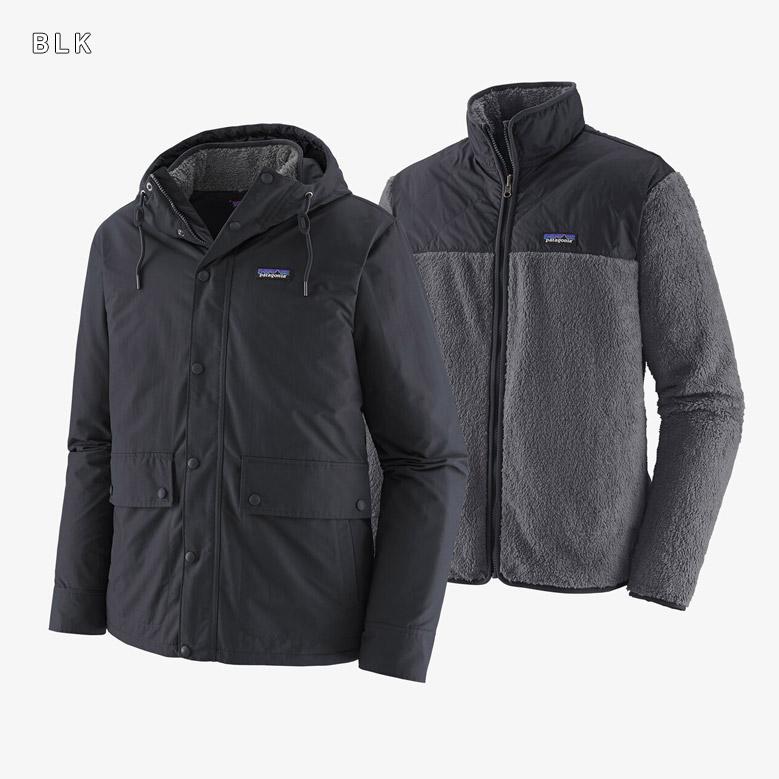 パタゴニア メンズ イスマス スリーインワン ジャケット patagonia M's Isthmus 3-in-1 Jacket 20710 2020秋冬