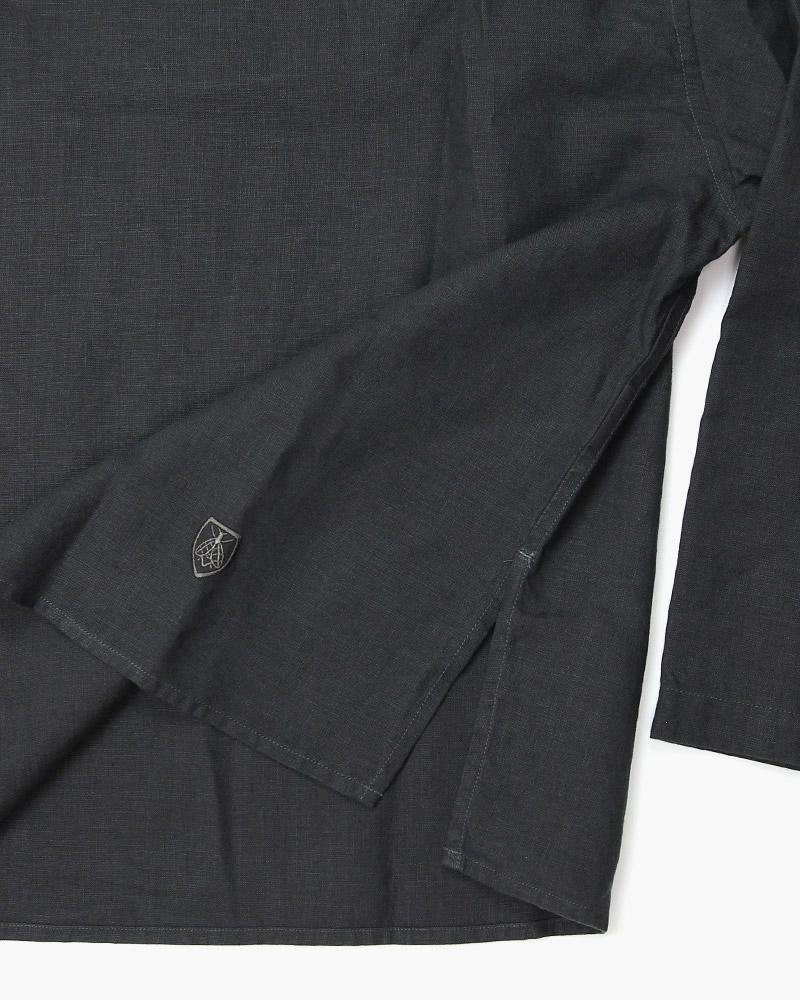 オーシバル オーチバル ORCIVAL リネンボートネックプルオーバー 40S LINEN CLOTH RC-3790YLM