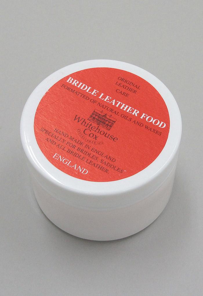 ホワイトハウスコックス ブライドルレザーフード WhitehouseCox BRIDLE LEATHER FOOD