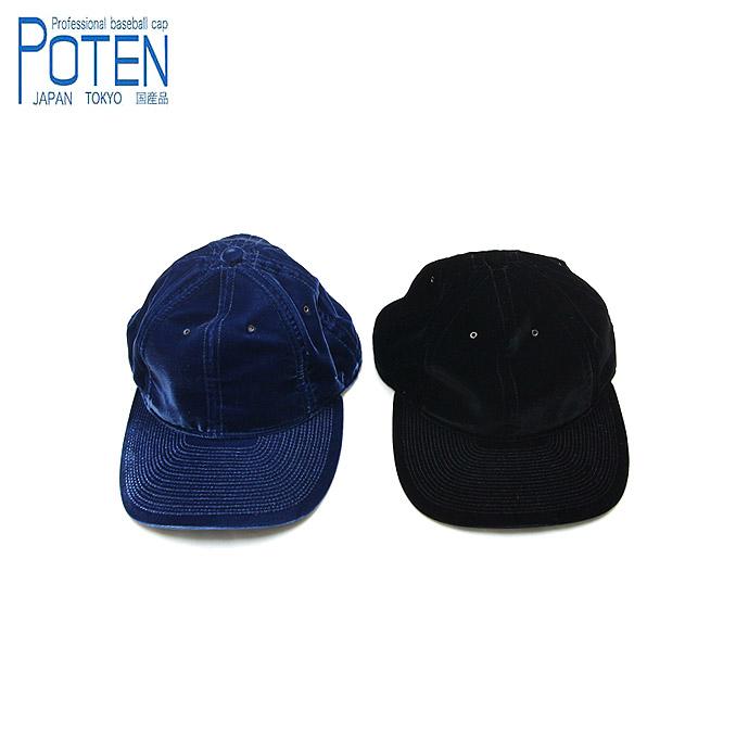 ポテン ベースボールキャップ POTEN Baseball Cap 2color