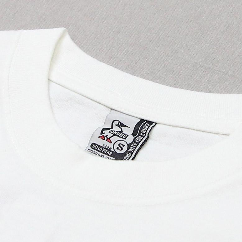 チャムス チャムスロゴロングTシャツ CHUMS CHUMS Logo L/S T-Shirt