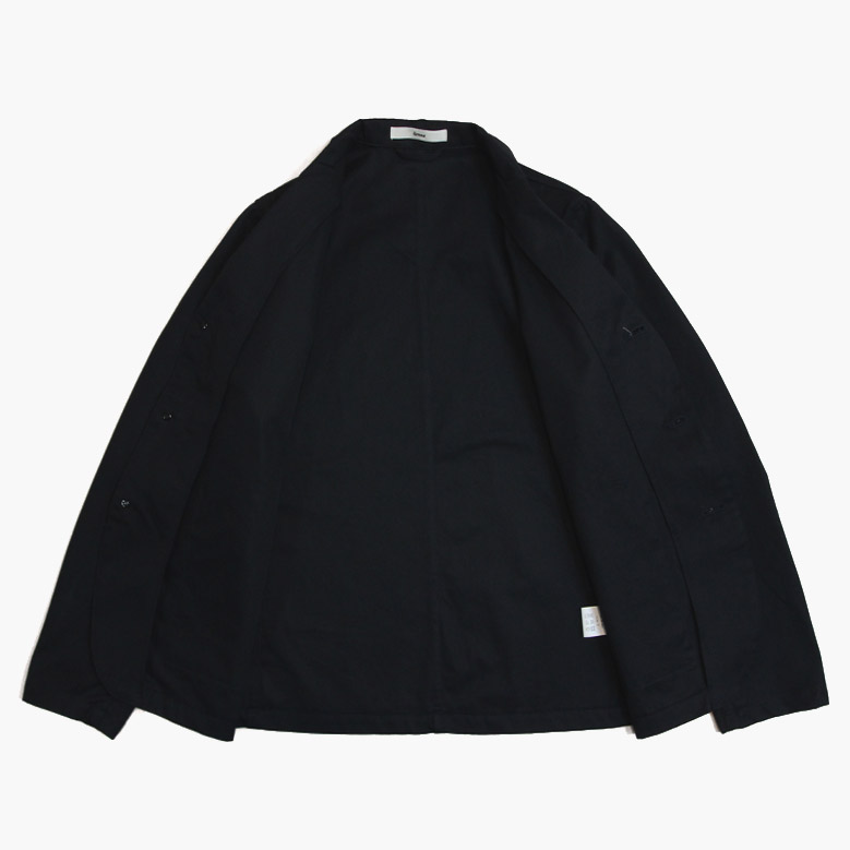 アンヌ タイニーテーラードギャバジンジャケット amne tiny tailored GABARDINE jacket