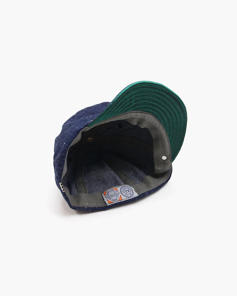 デコー ニグロボールキャップ DEEF-01 Decho NEGRO BALL CAP -WE-
