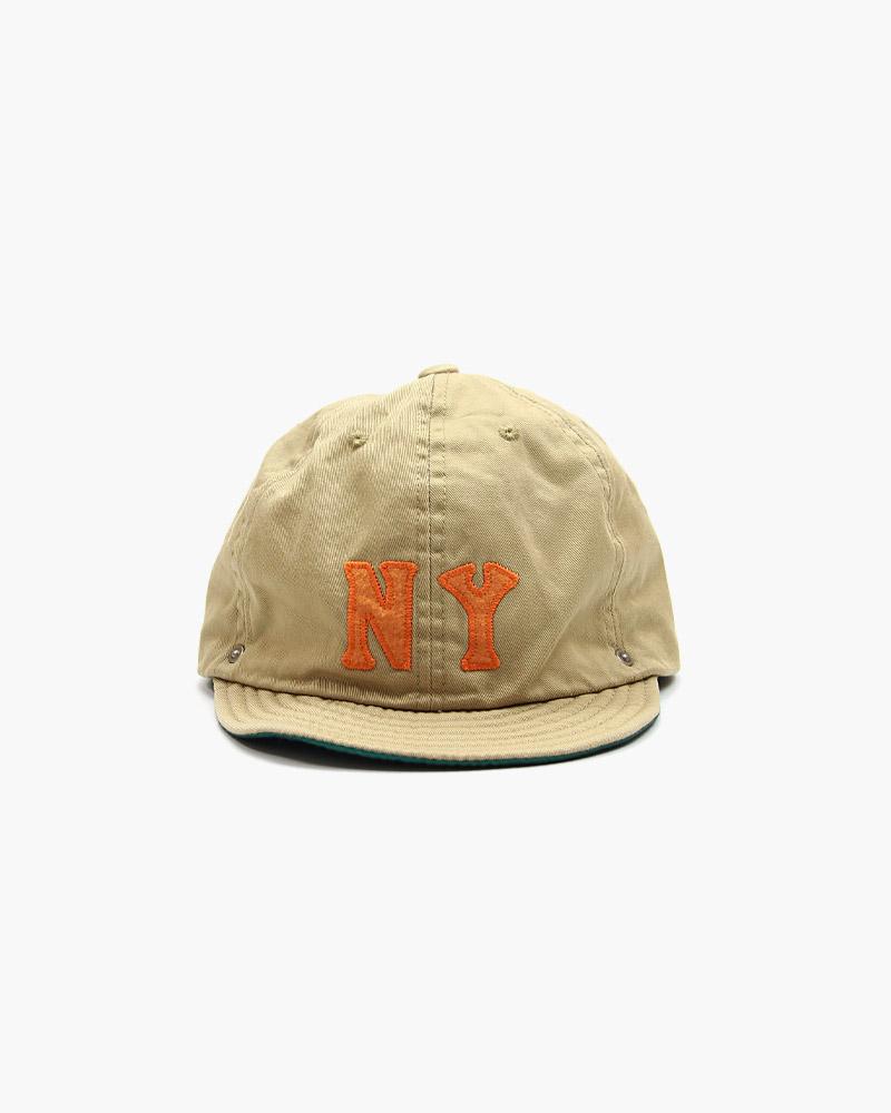 デコー ニグロボールキャップ DEEF-03 Decho NEGRO BALL CAP -NY-
