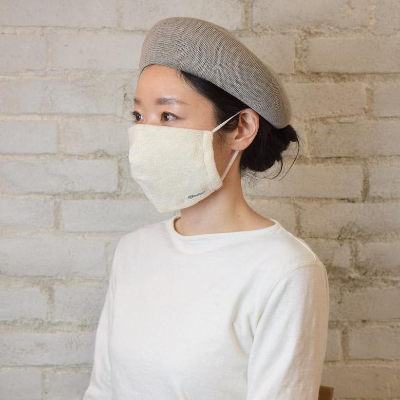 ティージーオーセンティッククラシック ティージーコットンマスク【ORGANIC SLUB COTTON】 Tieasy Authentic Classic tieasy cotton mask