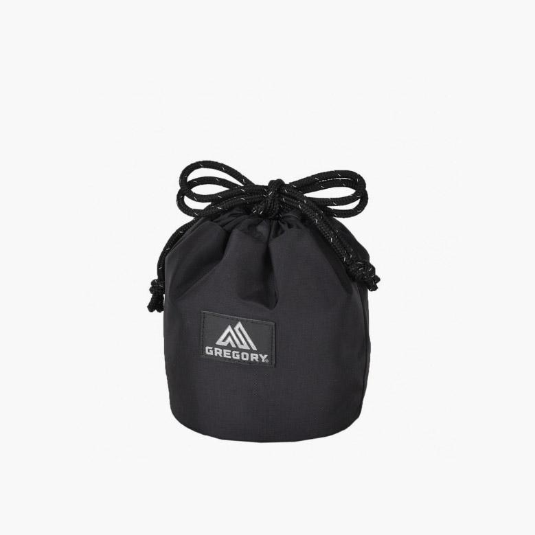 グレゴリー チンチバッグS ブラック GREGORY CINCH BAG S 1302951041