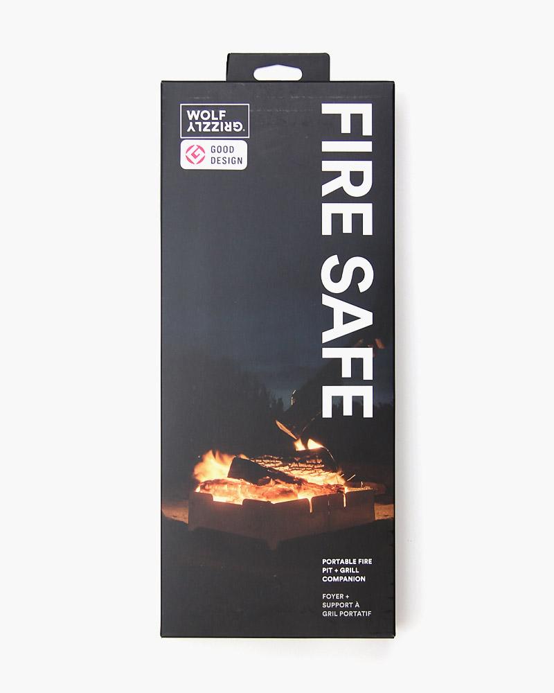 ウルフアンドグリズリー Wolf&Grizzly ファイヤーセーフ Fire Safe