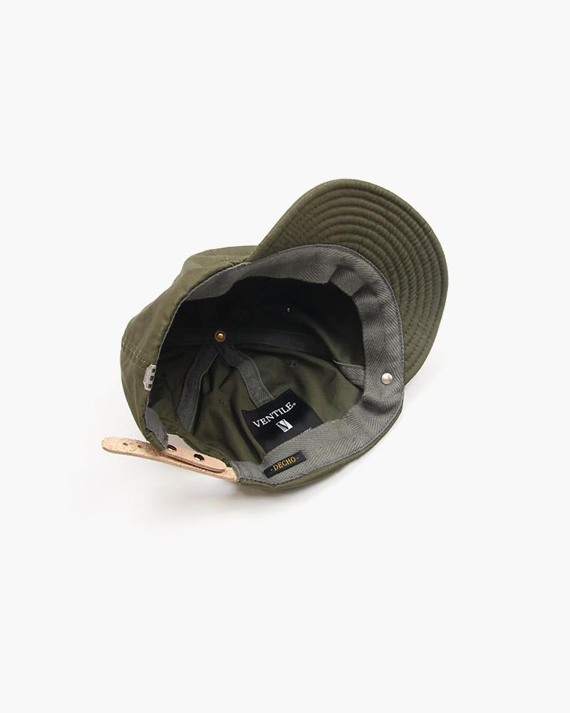 デコー ボールキャップ バックル ベンタイル Decho BALL CAP BUCKLE-VENTILE-