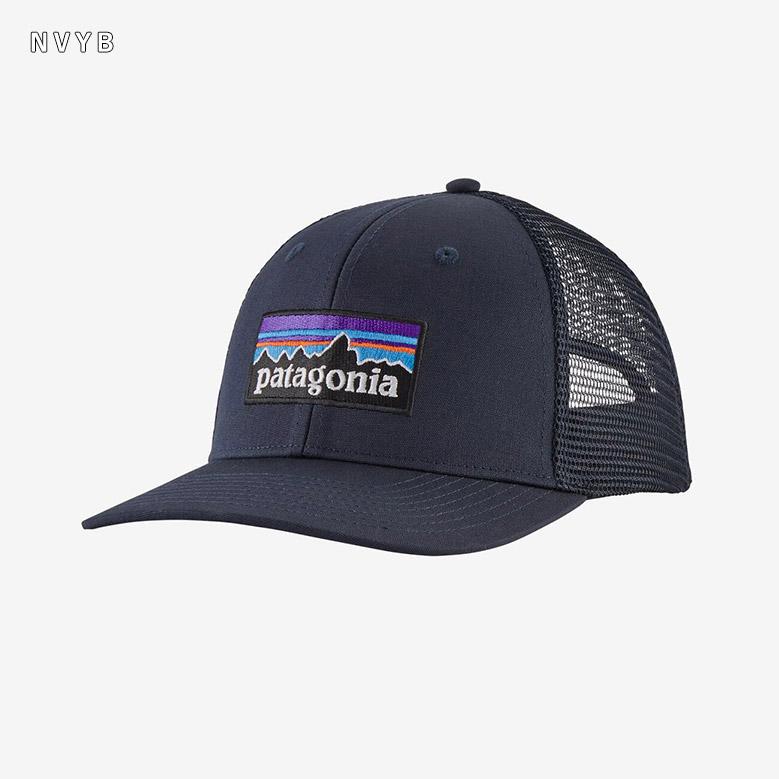 パタゴニア P-6ロゴ トラッカー ハット patagonia P-6 Logo Trucker Hat 38289