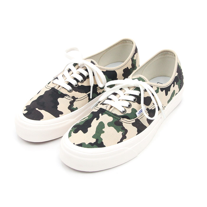 ヴァンズ オーセンティック ANAHEIM FACTORY PACK AUTHENTIC VN0A38ENVKY 19SS バンズ VANS