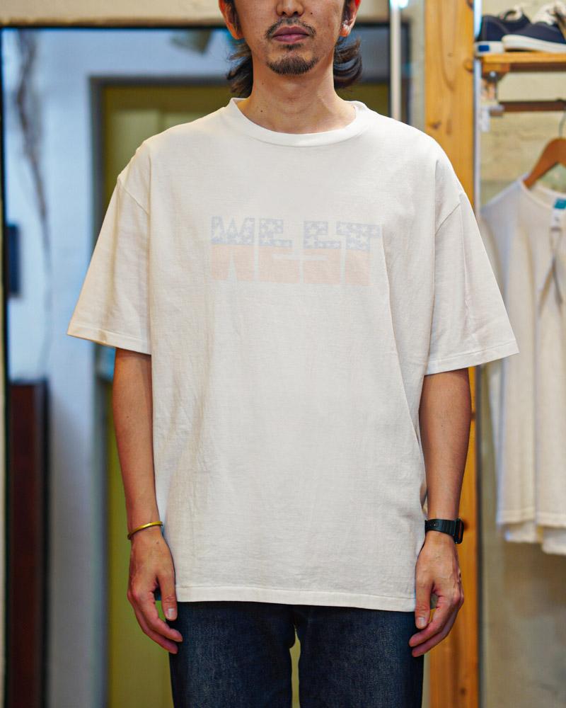 ウエストオーバーオールズ ビッグUSウエストTシャツ WESTOVERALLS BIG US WEST T-Shirt
