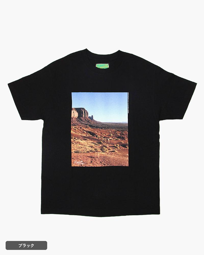 ウエストオーバーオールズ アリゾナフォトTシャツ WESTOVERALLS ARIZONA PHOTO T-Shirt