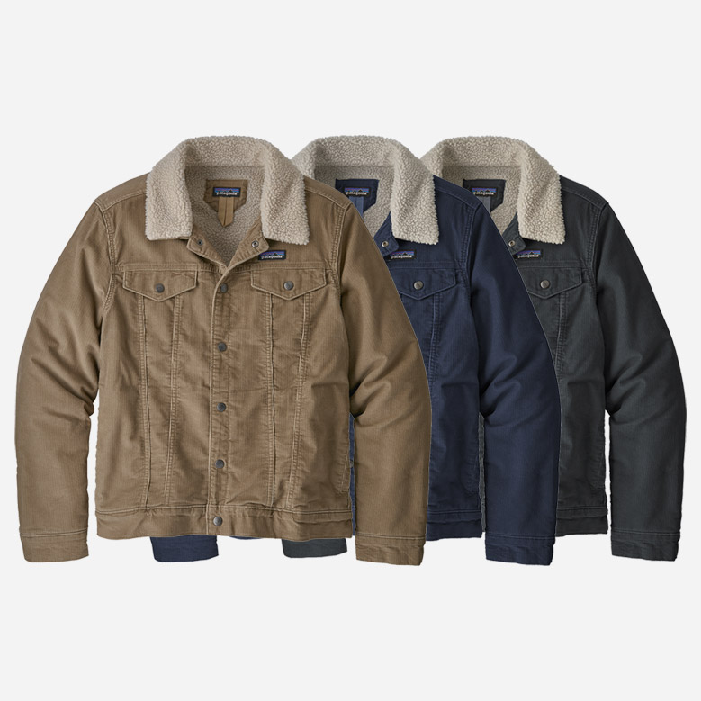 パタゴニア メンズ パイル ラインド トラッカー ジャケット patagonia Men's Pile Lined Trucker Jacket 26520