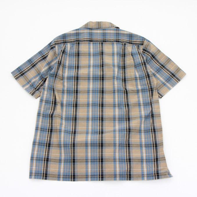 キャプテンサンシャイン オープンカラーショートスリーブシャツ Kaptain Sunshine