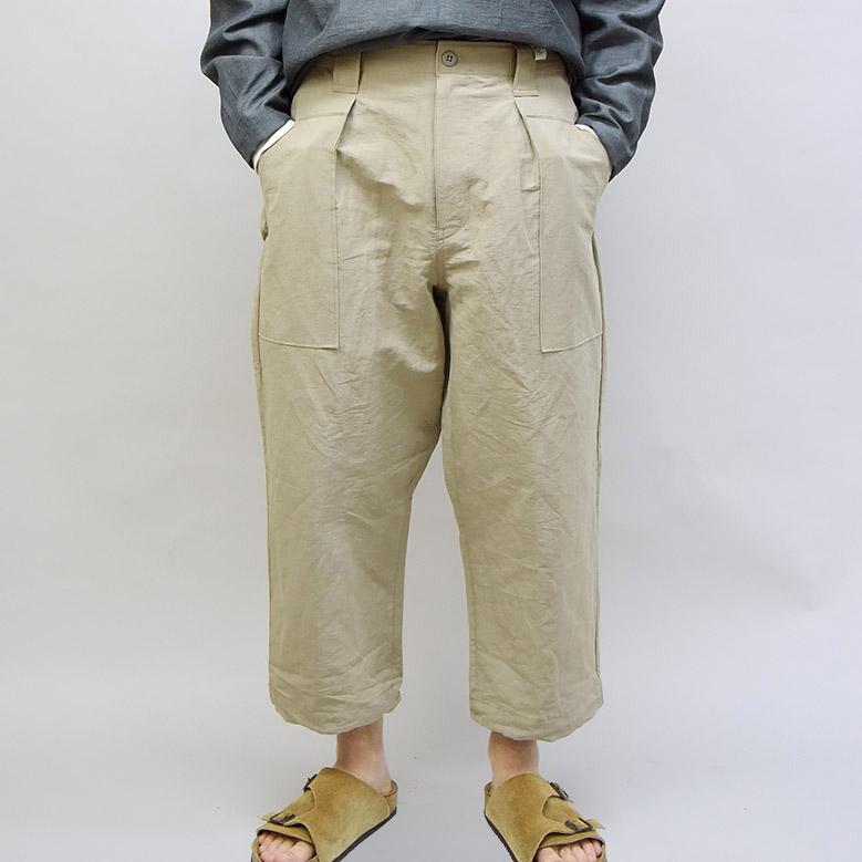 ジャックマン ビッグヒップトラウザー Jackman Big Hip Trousers JM4006