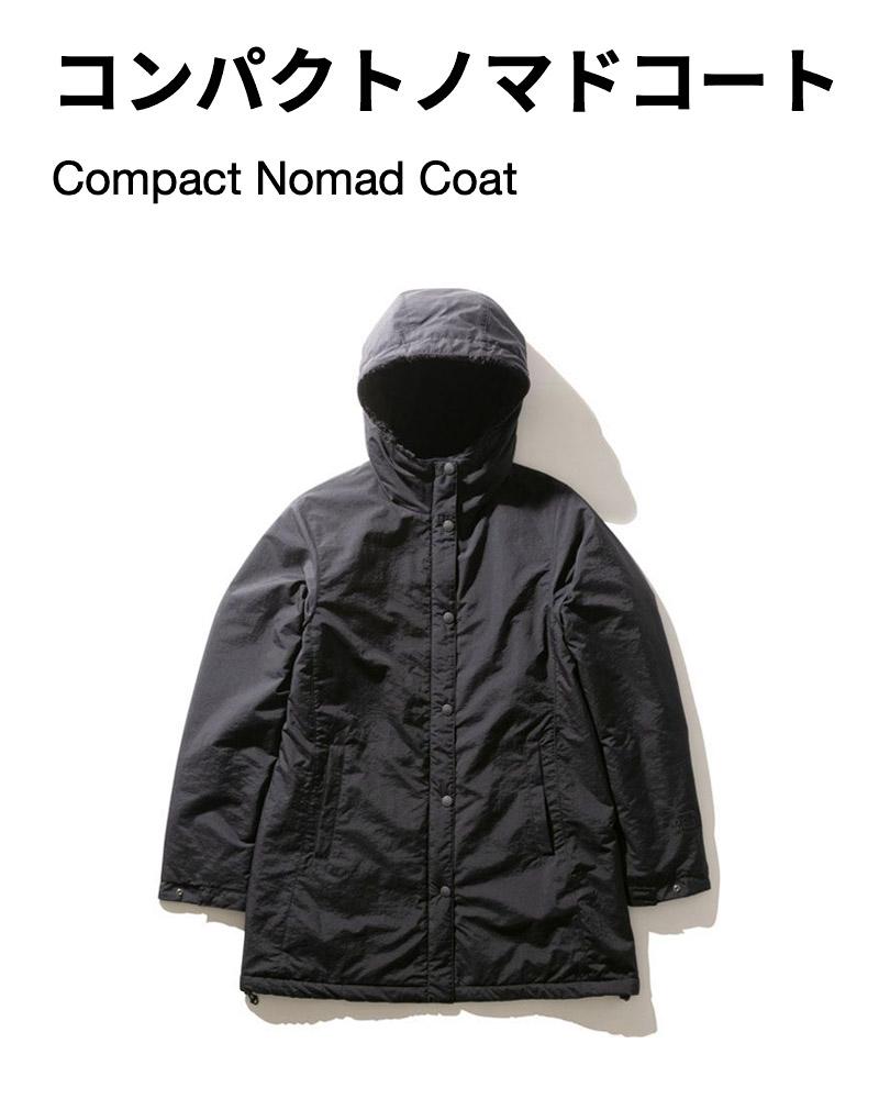 ノースフェイス コンパクトノマドコート THE NORTH FACE COMPACT NOMAD COAT NPW71935
