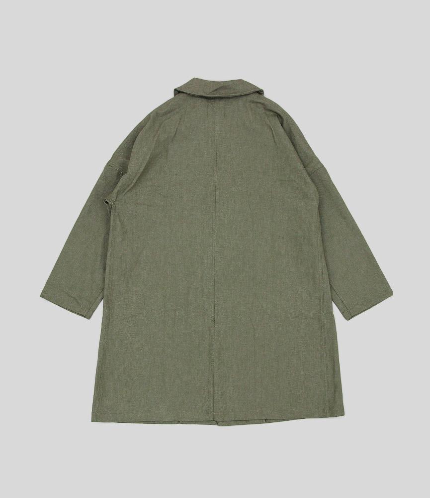 ヤーモ ダスターコート Yarmo Duster Coat YAR-19AW18
