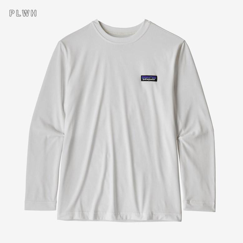 パタゴニア ボーイズ・ロングスリーブ・キャプリーン・クール・デイリー・Tシャツ patagonia Boy's Long-Sleeved Capilene Cool Daily T-Shirt 62395 2020春夏