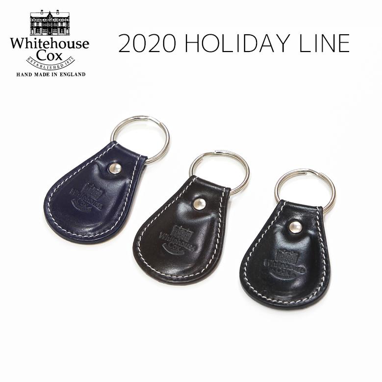 ホワイトハウスコックス キーフォブ ホリデーライン 2020 Whitehouse Cox S668 KEY FOB Holiday Line 2020